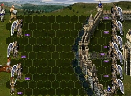 Heroes of Might and Magic III: 35000 Архангелов